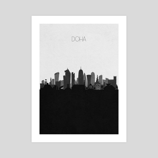 Doha by Deniz Akerman