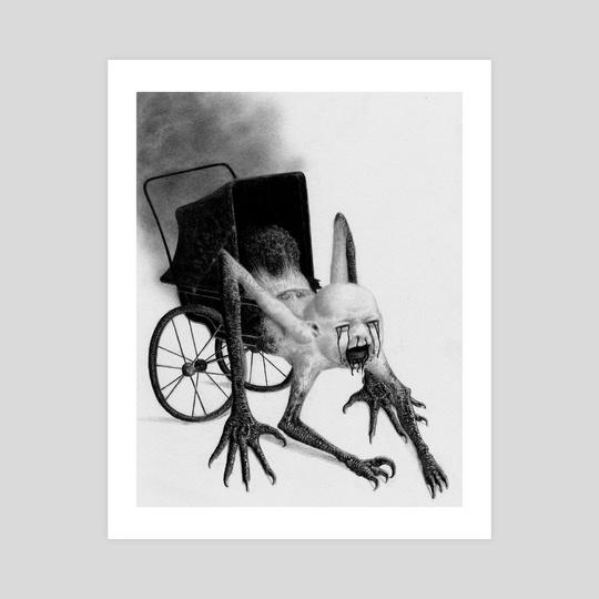 The Nightmare Carriage Demon Profile by Ryan Nieves