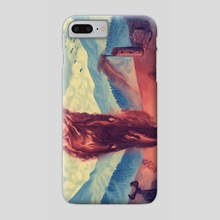 Son of Fire - Phone Case by Achmad Nur Hidayat