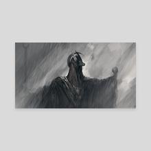 High Priest - Canvas by ChrisNazgul