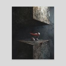 Swamped. - Canvas by Mikko Raima