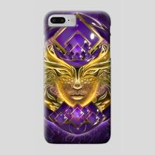 Purple Dream - Phone Case by Louis Dyer