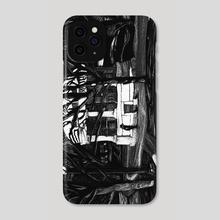 Boston Common - Phone Case by Jennifer Tiedemann