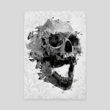 Skull 03 - Canvas by 1X NewArt