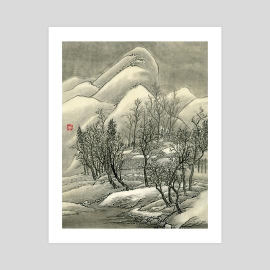 Landscape - 42 by River Han