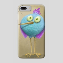 Such Birb - Phone Case by Duncan Kay
