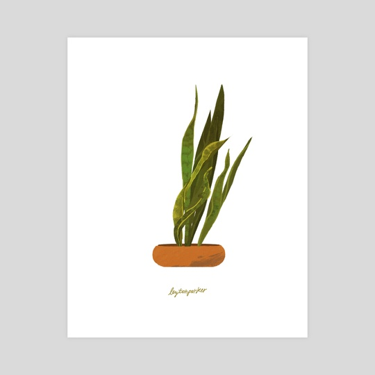 House Plants 2 by Leyton Parker