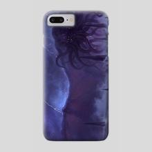 Eldritch Storm - Phone Case by Sam Lamont