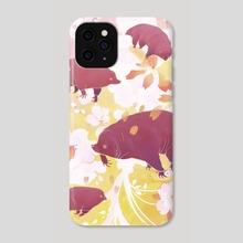 Summer Creatures - Phone Case by Jonnakonna Uhrman