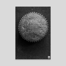 Muffin or Moon? - Canvas by Parag Phadnis