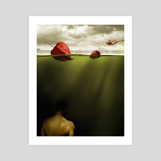 Autumn Deepness by Martin  Ksinan