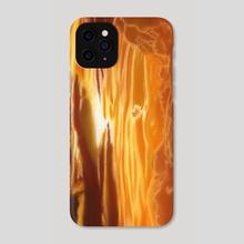 Sunset 01 - Phone Case by Aurelia Chaintreuil