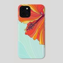 AloAlo - Phone Case by odi Surf Art