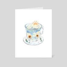 Taste of Summer 3 - Art Card by Beanynne