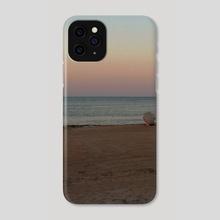 Beach Escape - Phone Case by Ashley Gedz