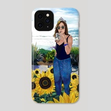 Ally - Phone Case by Eden Sher