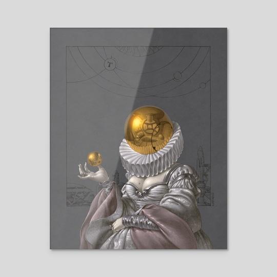 The Moon Dynasty by Antonio Caparo