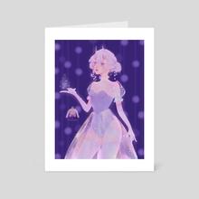 Original - Mamiko - Art Card by TSUUKIDOKI //