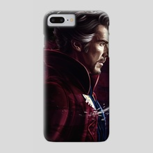 Doctor Strange - Phone Case by Dmitry Belov