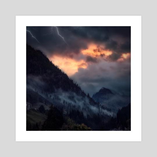 The Sunrise by Sebastiano Galazzo