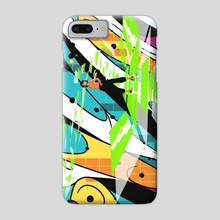 Strings - Phone Case by Ethan Gray