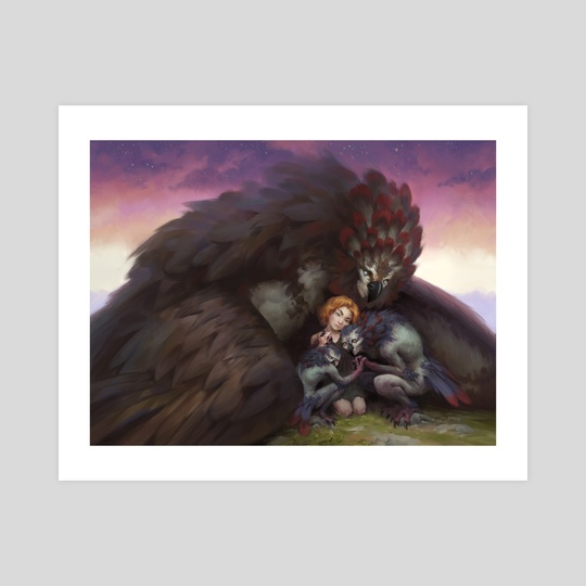 Children of the Harpy by Dan Watson
