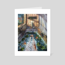 self care - Art Card by Taylor Yingshi