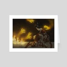 Shokansamurai (Summoner) - Art Card by Arianna Morkerav