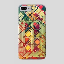 Looking Back - Phone Case by Falcao Lucas