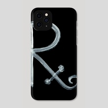 Alchemical Symbols - Take Inverted - Phone Case by Wetdryvac WDV