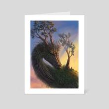 Legend - Art Card by Katerina Romanova