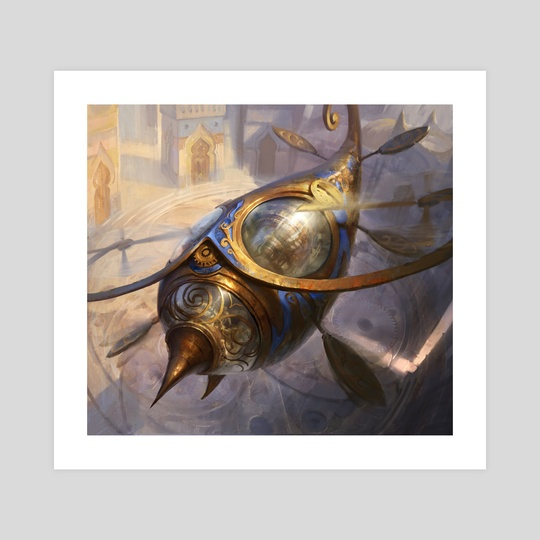 Thopter Token by Adam Paquette