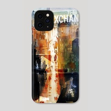 Exchange - Phone Case by Kyle Willis