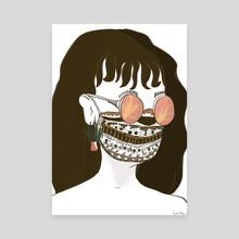 Pndmc - Canvas by Laurie Marte