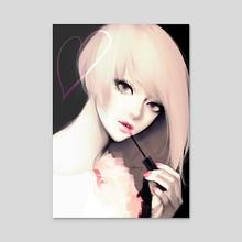 Gloss - Acrylic by dahlia Takenaka