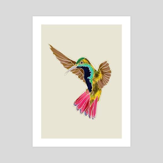Bird by Magda Polakowska