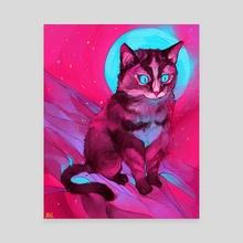 Peeps - Canvas by Jake Romano