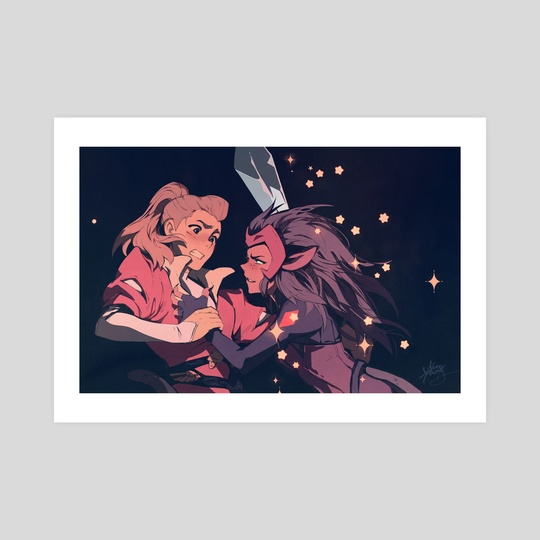 Catradora by Keezy Young