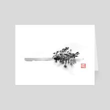 island - Art Card by philippe imbert