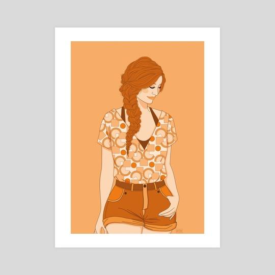 Amber by Drude Mangaard