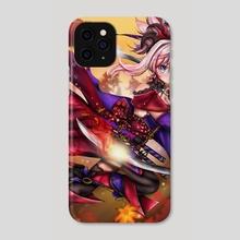 Musashi Miyamoto FateGrandOrder - Phone Case by Rach