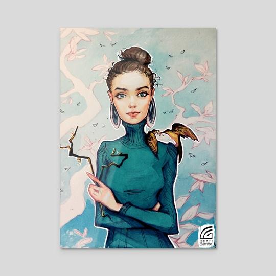 Fan art by Cristiana Grati