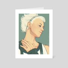 Kurashiki - Art Card by Snow