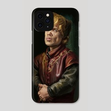 Tyrion Lannister - Phone Case by Darko Stojanovic