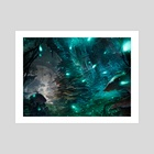 Forest  - Art Print by Svetlin Velinov