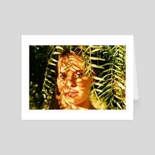 Bella 3 - Art Card by Ella Weisskamp