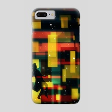 Dark City - Phone Case by Maria Ku