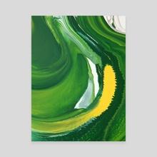 EDEN - Canvas by William Birdwell