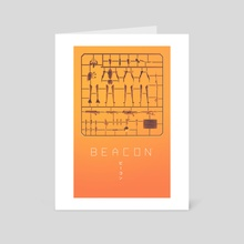 BEACON Box Art - Art Card by Monothetic LLC