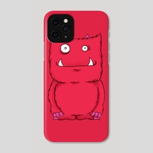 Batred - Phone Case by Michael Macneil